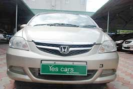 Used Honda City Silver