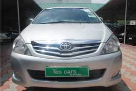 Toyota innova 2011 model for sale